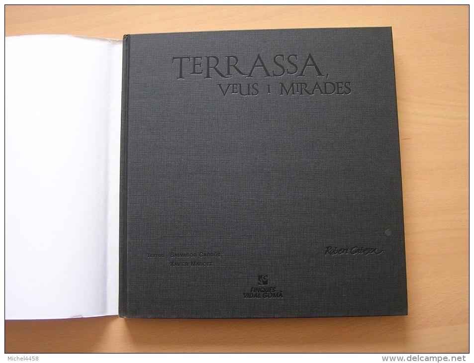 TERRASSA VEUS I MIRADES DESSINS DE ROBERT CABEZA Salvador Cardus - Architecture Et Dessin