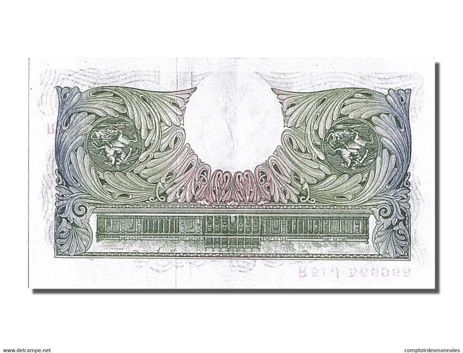 Grande Bretagne, 1 Pound Type 1948 - 1952-… : Elizabeth II