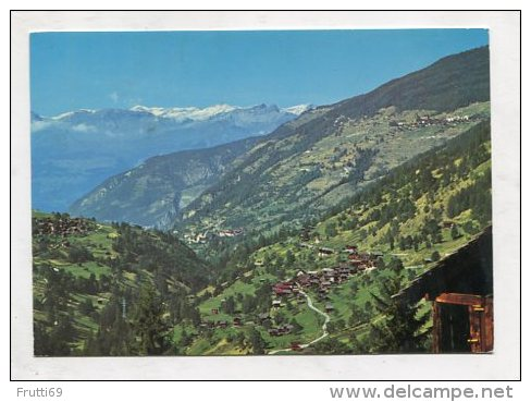 SWITZERLAND - AK 256496 Val D'Anniviers - Ayer - Vissoie - Saint-Luc - Chandolin - VS Valais