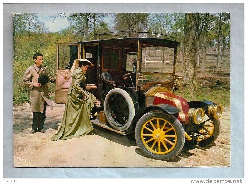 CPM - TEUF-TEUF - La Belle Epoque - 6. Taxi Renault 1908 - Taxi & Carrozzelle