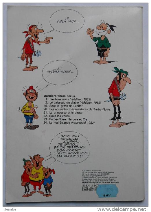 """VIEUX NICK ( LE ) N°2 """" Le Vaisseau Du Diable """" Par REMACLE - Libri, Riviste, Fumetti"""