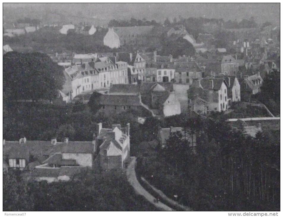 LANNION (Côtes-d'Armor) - Panorama Pris De Clocher De Brélevenez - Correspondance - Lannion