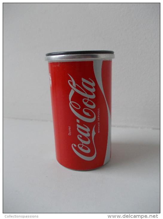- Ancien Taille Crayon  COCA COLA - - Coca-Cola