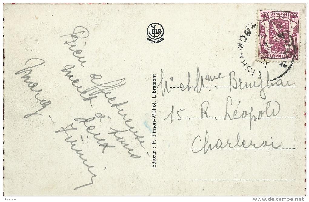Cartes Province De Luxembourg /Petit Prix - Libramont - Elevage De Renards Argentés  (voir Verso) - Libramont-Chevigny