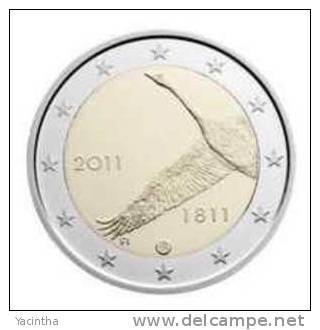 @Y@  Finland  2 Euro 2011   Commemorative  UNC - Finland