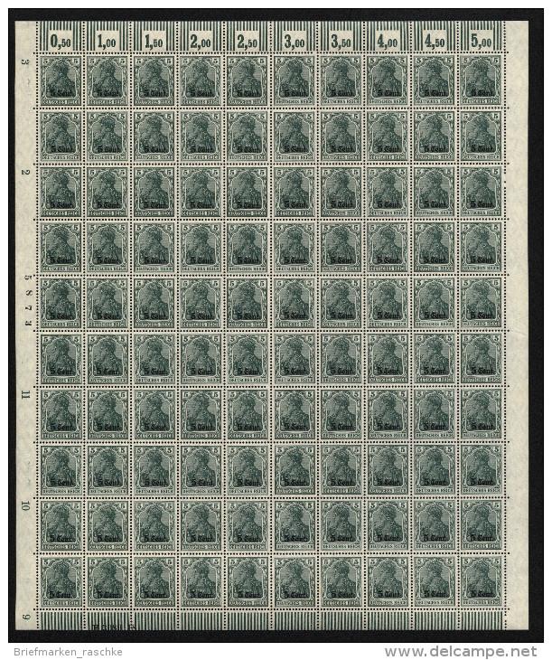 Etappe West,2c Im Walzebogen,xx (M1) - Besetzungen 1914-18