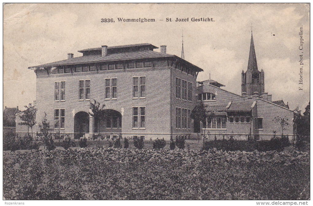 Wommelghem Wommelgem St Jozef Gesticht (KREUKJE) - Wommelgem