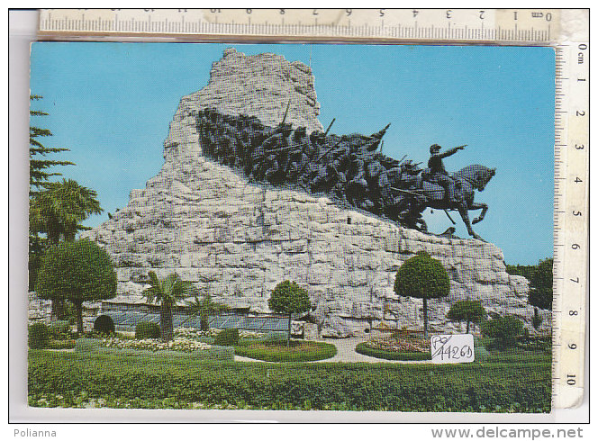 PO4326D# ANCONA - CASTELFIDARDO - MONUMENTO DELLA BATTAGLIA  No VG - Ancona