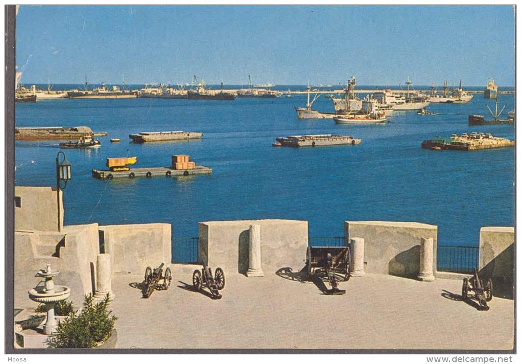 USED/ UNUSED POSTCARD See Back - Libia