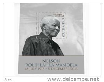 ZA (s) - 2014 - Nelson Mandela Souvenir Sheet - Afrique Du Sud (1961-...)