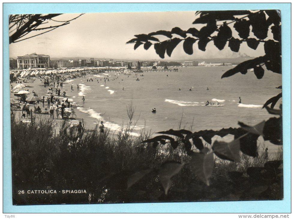 Cattolica - Spiaggia - Rimini