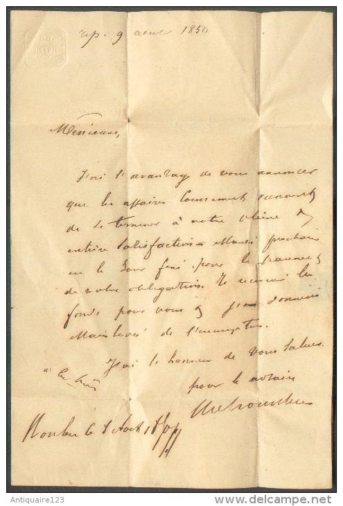 N°1(2) - Epauletten 10 Centiemen Bruin, In Paar Met Linker Bladboord, Zeer Goed Gerand Op 3 Kanten En Zeer Mooi Rechterz - 1849 Epaulettes