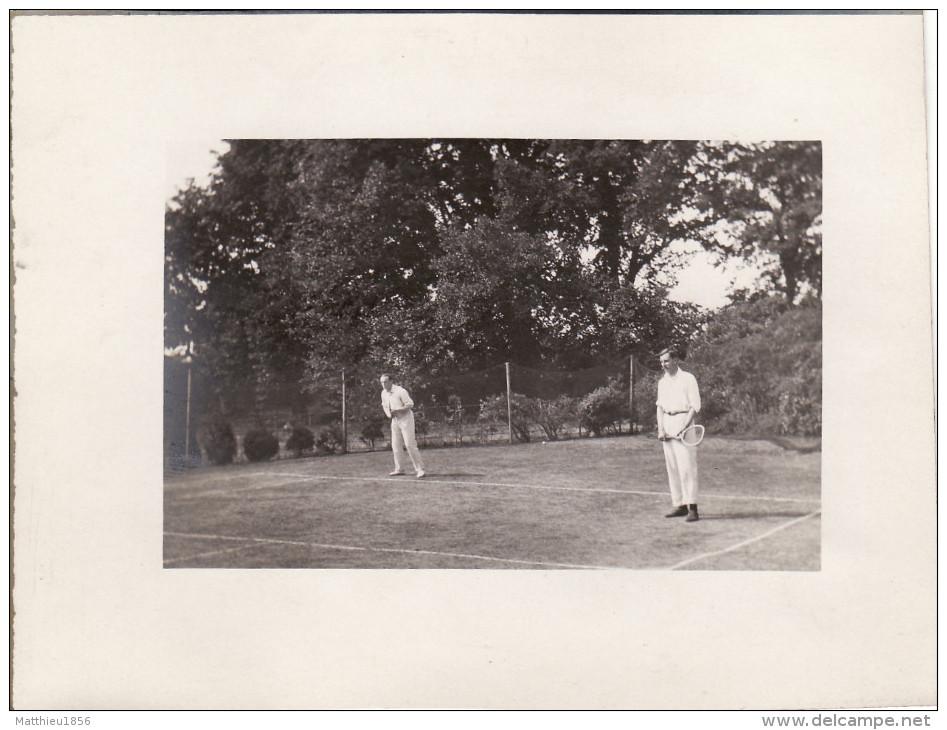 Photo August 1904 KESSINGLAND - Tennis Tournament (A133) - Angleterre