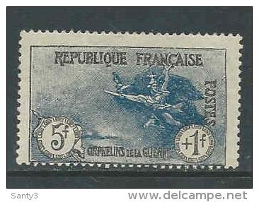 Frankrijk, Yv 232, Postfris Met Scharnier, (MH*) Cote 120 Eurro à 18 %,  Zie Scan - Neufs