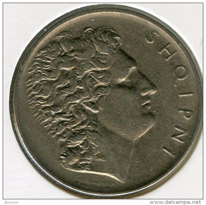 Albanie Albania 1 Lek 1930 V KM 5 - Albanie