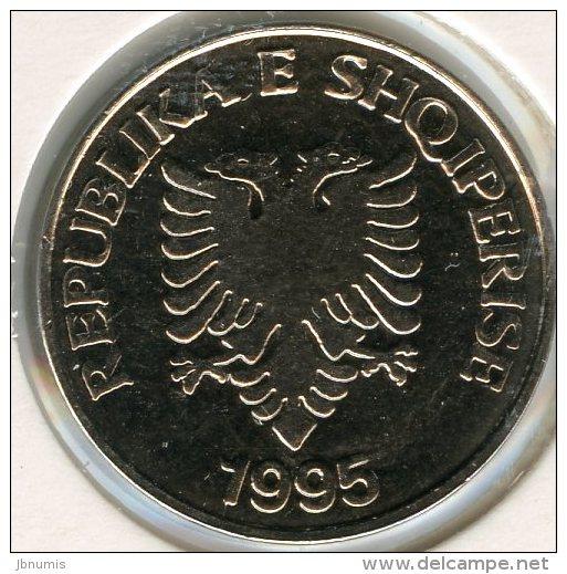 Albanie Albania 5 Leke 1995 UNC KM 76 - Albanie