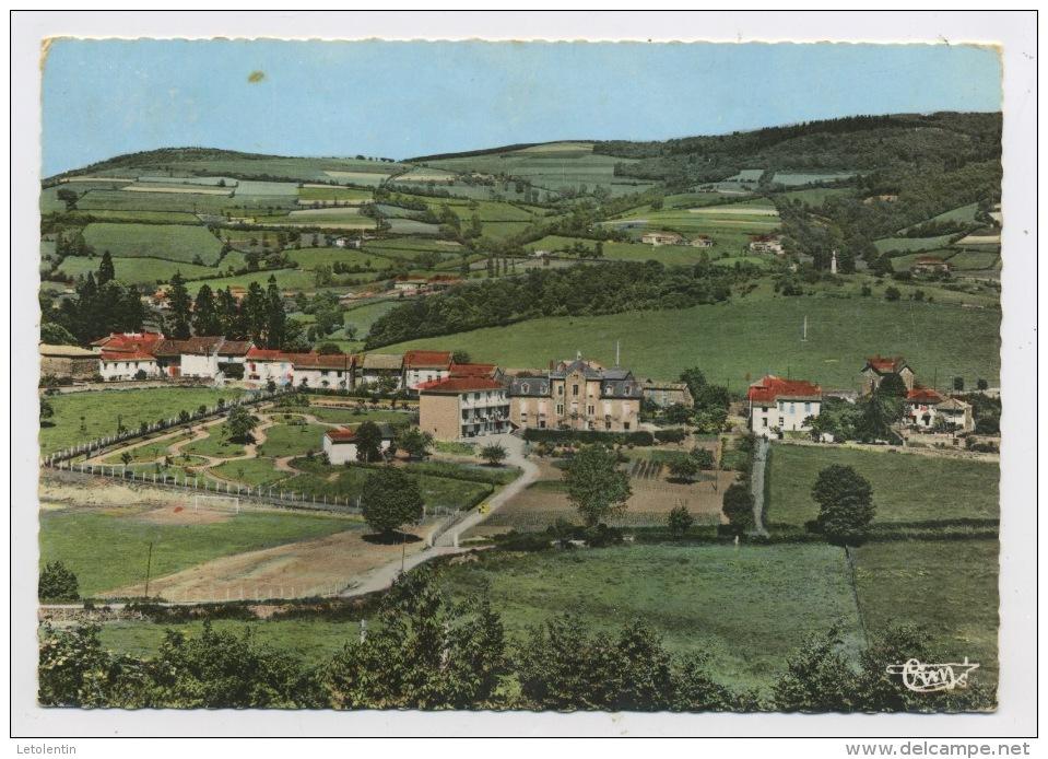 CPM: 71 - TRAMAYES - VUE SUR LA MAISON DE REPOS - France