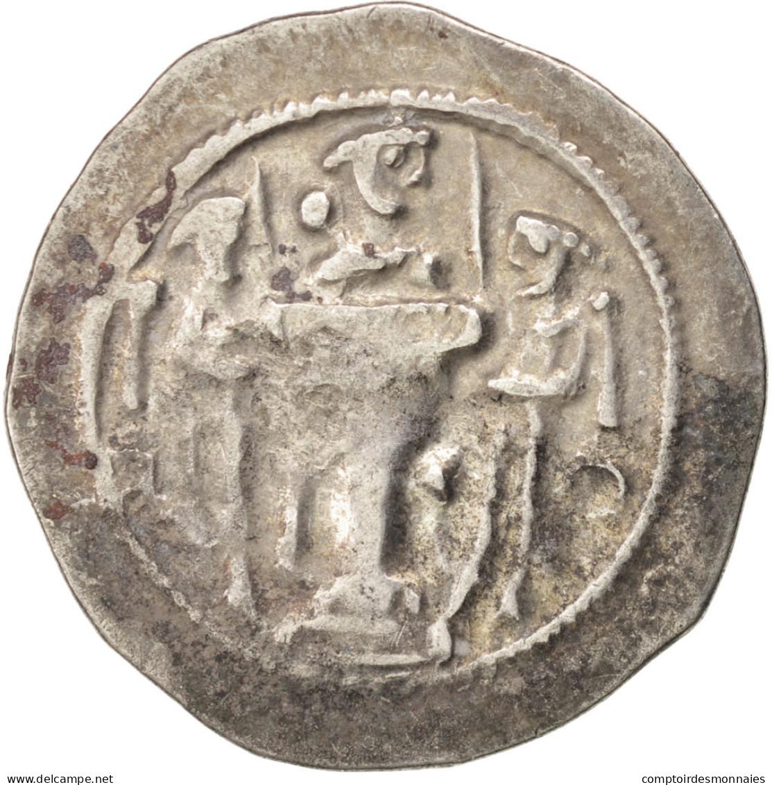 Sassanides, Vahram IV (388-399), Drachme, Göbl 136 - Orientales