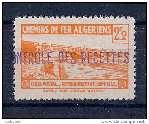 ALGERIE - COLIS POSTAUX 95 - NEUF** MNH - QUALITE LUXE - Algérie (1924-1962)