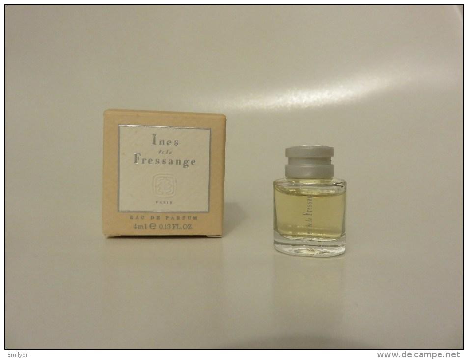 Inès De La Fressange - Miniatures Modernes (à Partir De 1961)