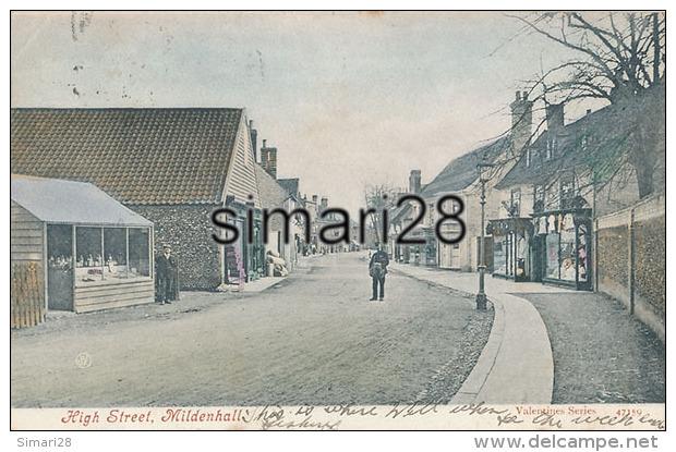 MILDENHALL - N° 47159 - HIGT STREET - Non Classés