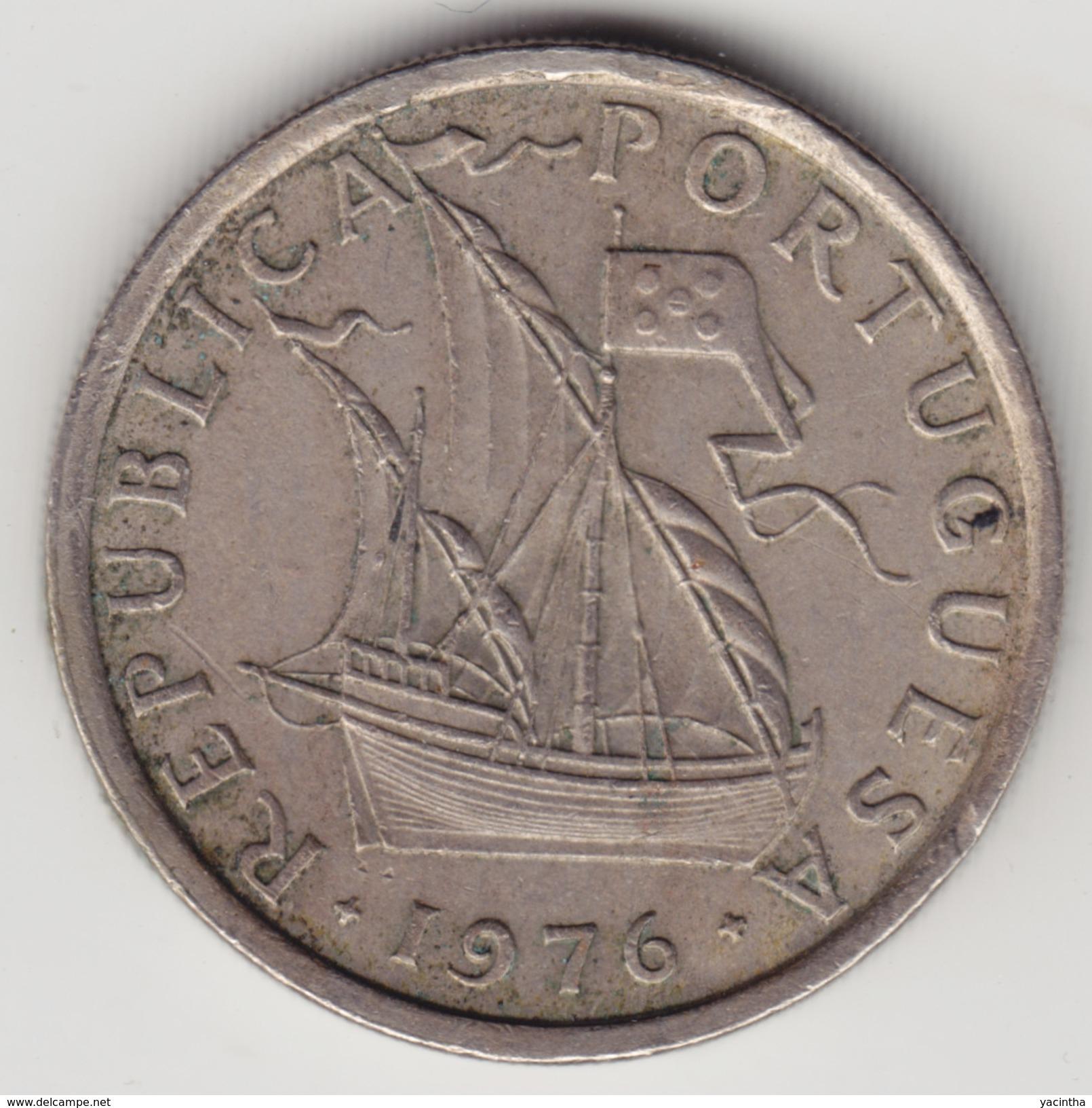 @Y@       Portugal   5$00   1976  (4646) - Portugal