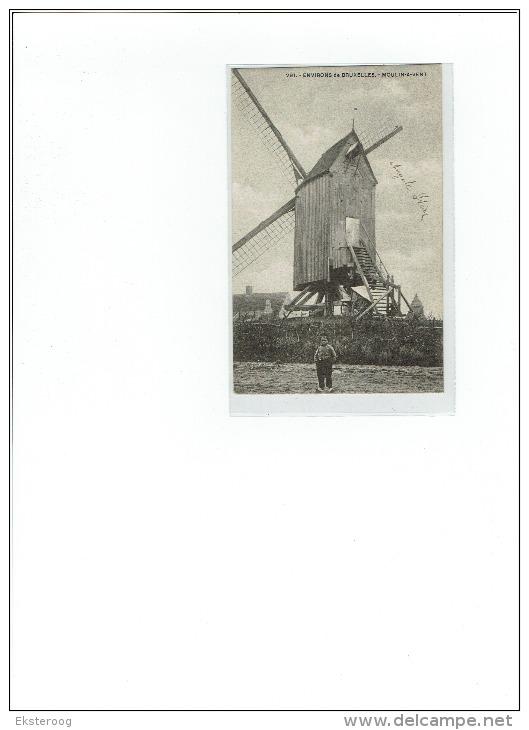 Ganshoren - 291  Moulin-a-vent - Ganshoren
