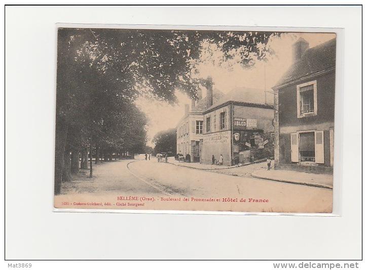 BELLEME HOTEL DE FRANCE - France
