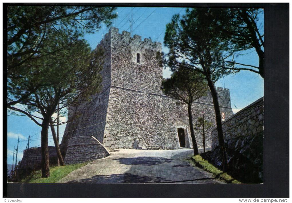 P4806 Campobasso - CASTELLO MONTEFORTE - Molise , ITALIA - NON VIAGGIATA - PLURIGRAF TERNI - Campobasso