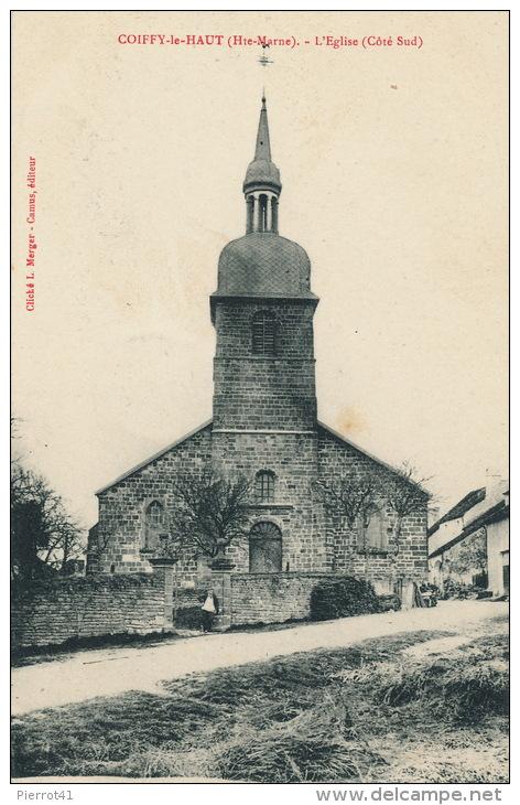 COIFFY LE HAUT - L'Église - Francia