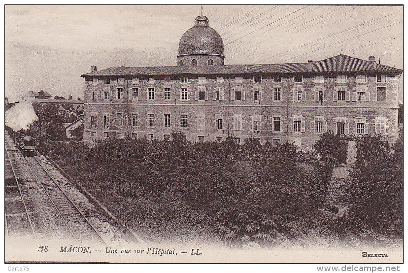 Santé - Hôpitaux - Hôpital Mâcon - Santé