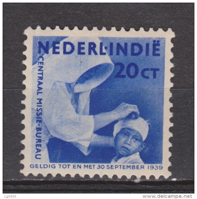 Nederlands Indie Netherlands Indies Dutch Indies 245 MLH ; Missie, Mission 1938 - Niederländisch-Indien