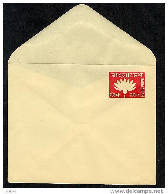Bangladesh Postal Stationery Envelope Unused (A092) - Bangladesh