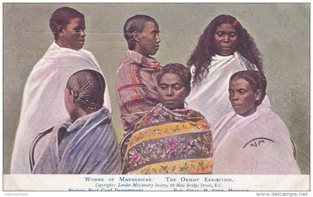 ORIENT EXHIBITION. WOMEN OF MADAGASCAR - Exhibitions