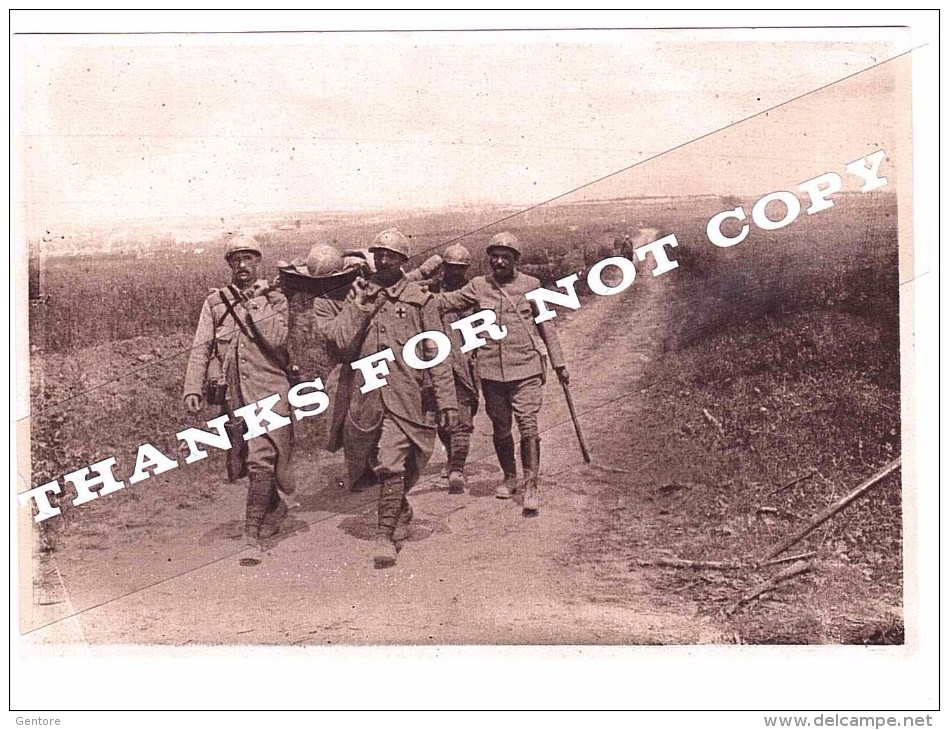 First Worl War 1915-18  Photo Made  On Matte Paper  Size 12,4 X 17,4 Cm - 1914-18