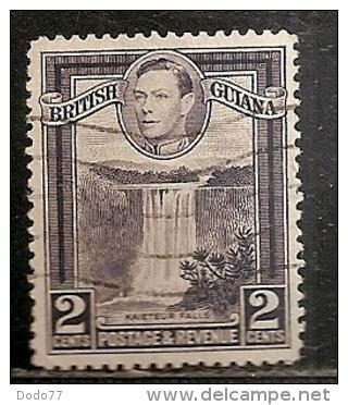 GUYANE BRITANIQUE     OBLITERE - British Guiana (...-1966)