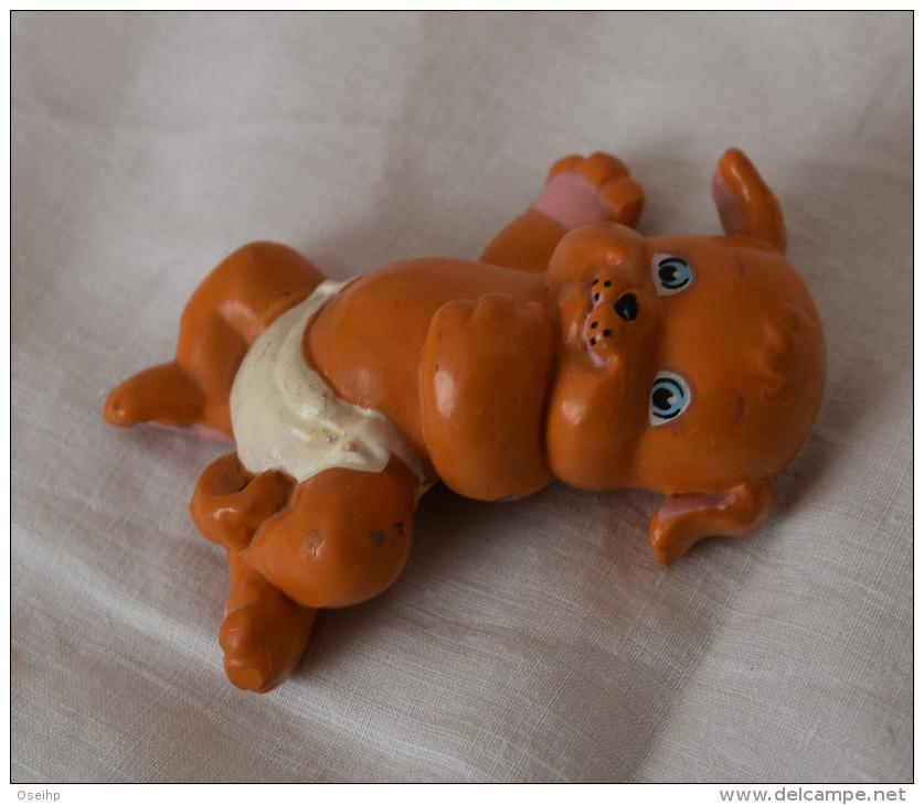 Figurine Jouet Magic Babies Animaux Bébé CHIEN 12PB - Baby Vintage - Non Classés