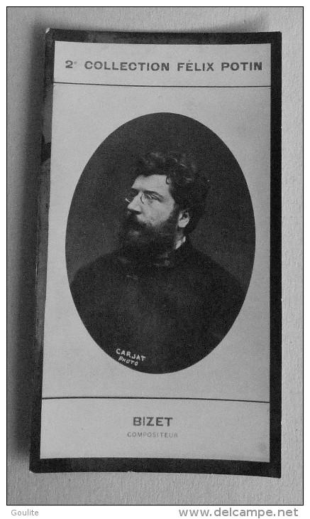 Georges Bizet - Felix Potin - Célébrités