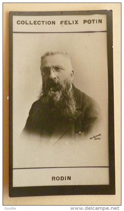 Auguste Rodin - Felix Potin - Célébrités
