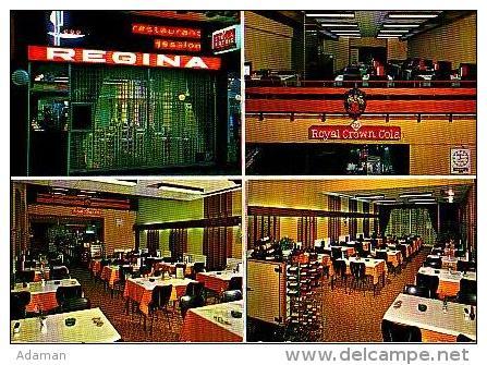 Genk       H399        4 Vues.Restaurant Regina - Genk