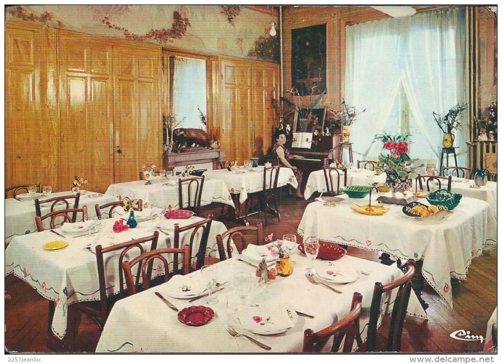 CPM - 26 -Saint Rambert D'Albon Hotel Brun  Salle à Manger. - Altri Comuni