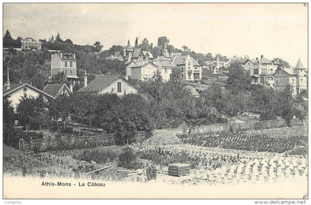ATHIS MONS LE COTEAU 91 - Athis Mons