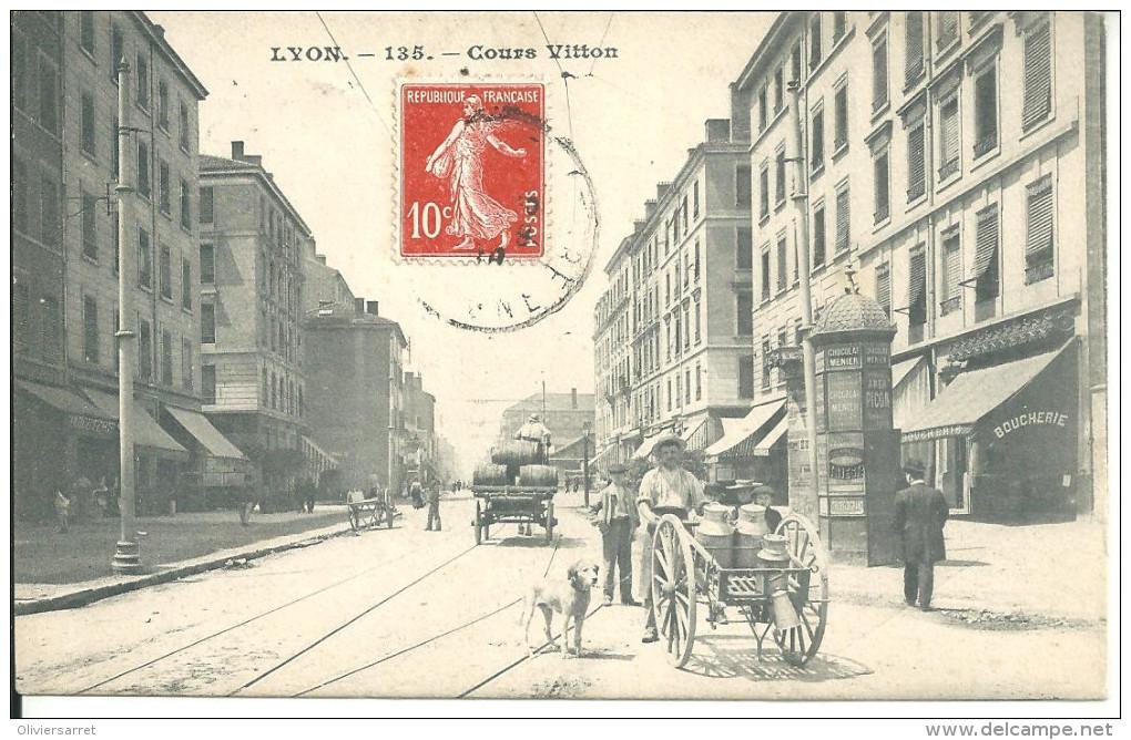 Lyon Cours Vitton - Lyon