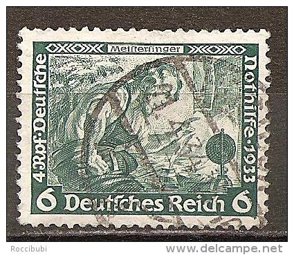 DR 1933 // Michel 502 O (3388) - Gebraucht
