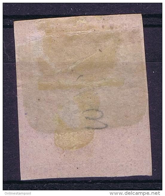 France Colonies Yv Nr 21  Gestempelt/used/obl.  (points Dans Le Cou, Pas De Rayures)  GC Cachet - Ceres