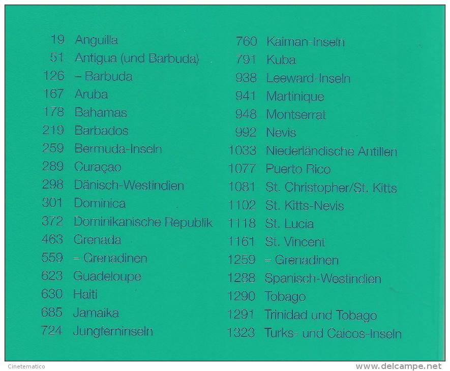 MICHEL - Karibische Inseln 2000 - Catalogo Delle Isole Caraibiche 2000 - Altri