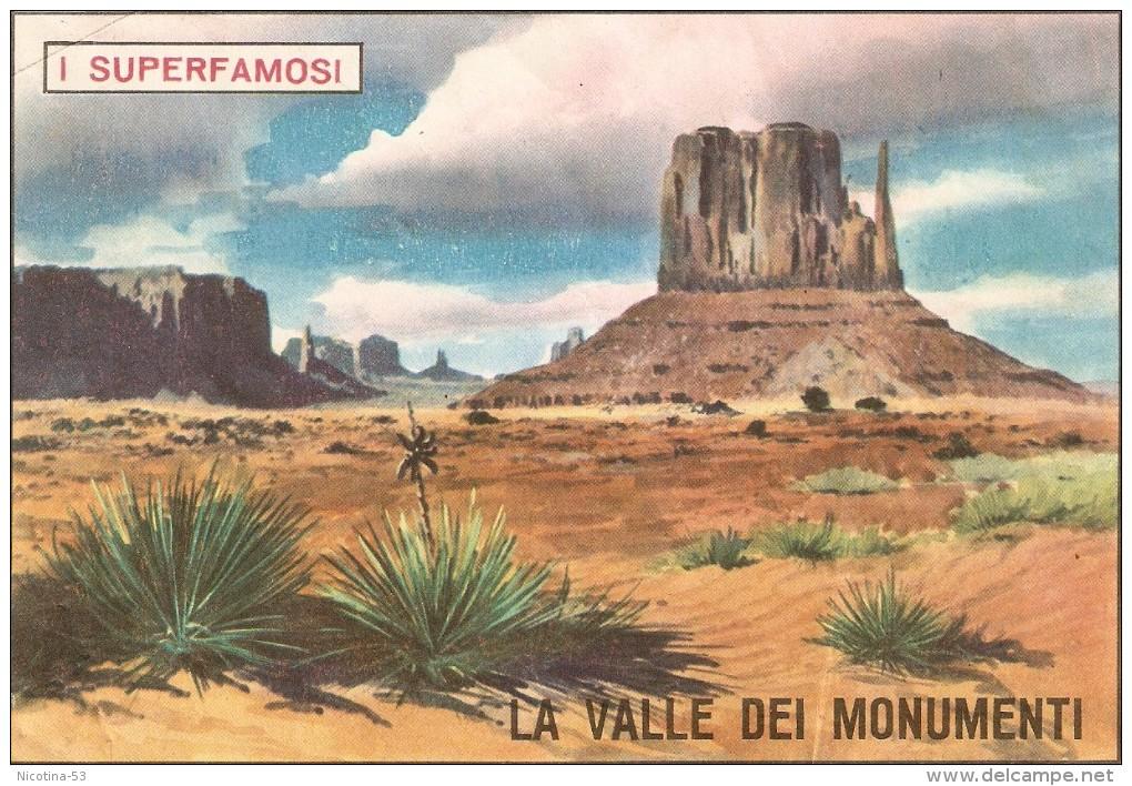 "MAN--0004-- "" I SUPERFAMOSI ""    JOHN WAYNE  - TAVOLA FUORI TESTO ALLEGATO ALL´INTREPIDO   N. 43 -   ESCE IL  24-10-61 - Manifesti & Poster"