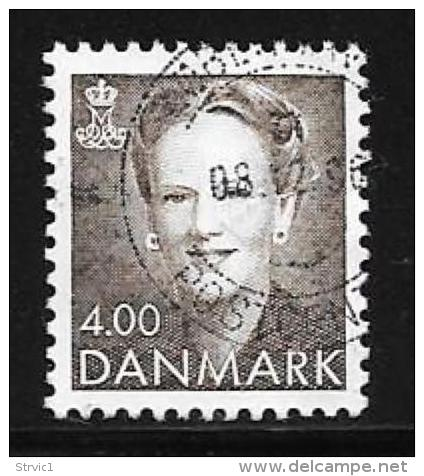 Denmark, Scott # 893 Used Queen Margrethe, 1996 - Danemark