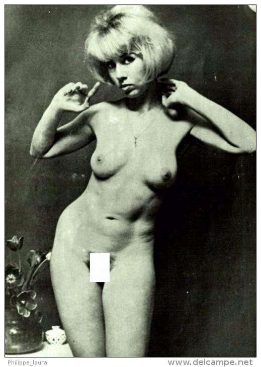 Akt Erotik Foto, Photo érotique - Belleza Feminina (1941-1960)