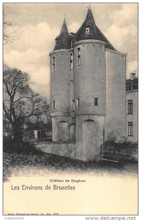 Diegem   Chateau De Dieghem       A 582 - Diegem